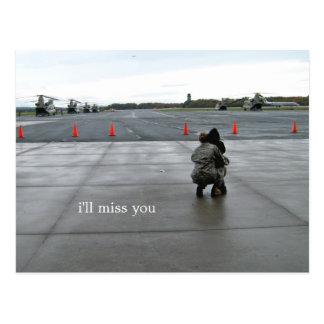 Deployment Postcard