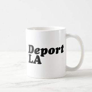 Deport LA Basic White Mug