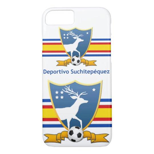 Deportivo Suchitepéquez iPhone 7 Case