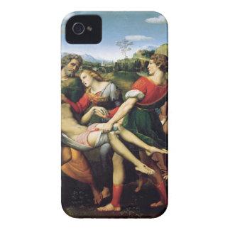 deposizione by Raffaello Sanzio da Urbino Case-Mate iPhone 4 Cases