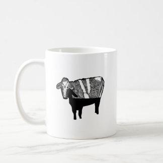 Depreciating Cow: Funny Accounting Humor Mug