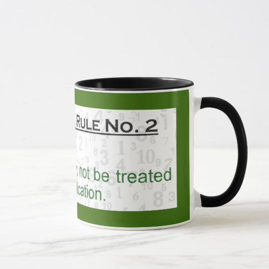 Depreciation Can Not Be Treated By Medication Mug