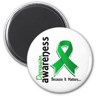 Depression Awareness 5 Magnets