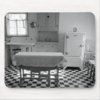 Depression-Era Farm Kitchen Mouse Pad