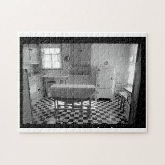Depression-Era Farm Kitchen Puzzle