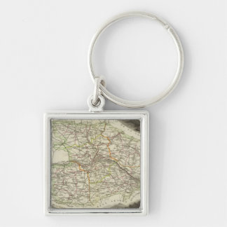 Dept About Hand and Dormouse Key Ring