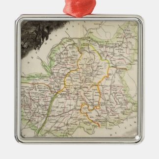 Dept About Low Alps Christmas Ornament
