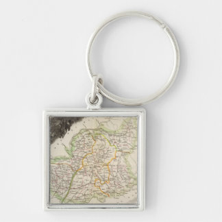 Dept About Low Alps Key Ring