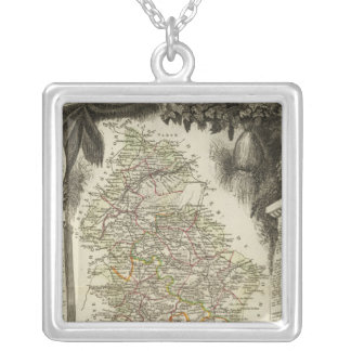 Dept Any Jura Silver Plated Necklace