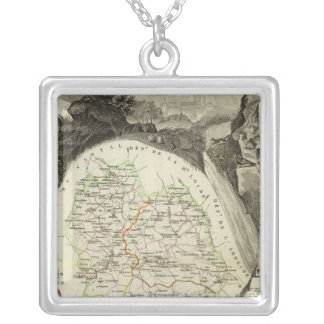 Dept Any Lozere Silver Plated Necklace