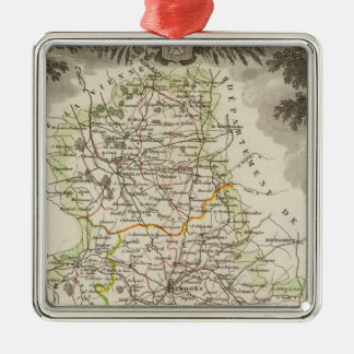 Dept. De La Hte Vienne Christmas Ornament