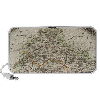 Dept. De La Sarthe Travel Speaker