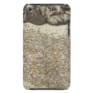 Dept. De L'Oise Barely There iPod Covers