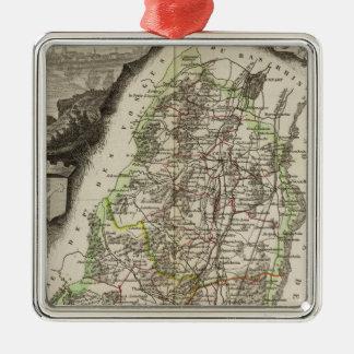 Dept. Du Haut Rhin Christmas Ornament