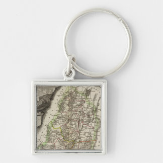 Dept. Du Haut Rhin Key Ring