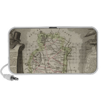 Dept Du Rhone Notebook Speaker