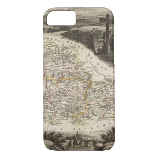 Dept. of Moselle iPhone 8/7 Case