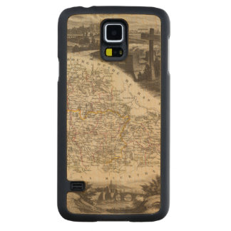 Dept. of Moselle Maple Galaxy S5 Slim Case