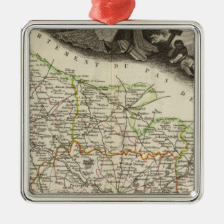Dept Of The Somme Christmas Ornament