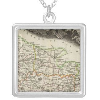 Dept Of The Somme Silver Plated Necklace