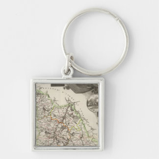 Dept Of Vienna Key Ring