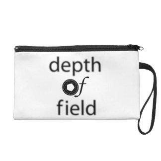 Depth of Field Wristlet