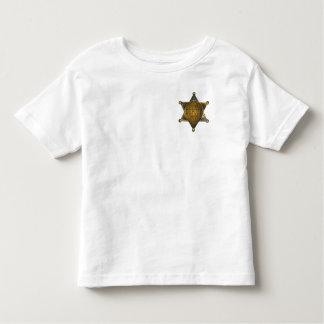 Deputy Badge Tshirt