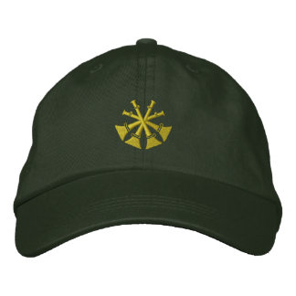 Deputy Chief Embroidered Cap