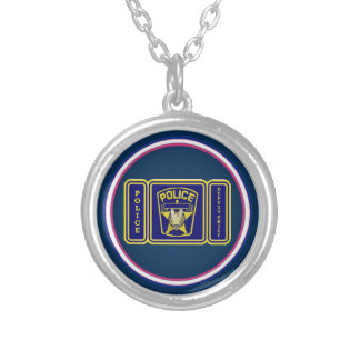 Deputy Chief Of Police Necklace