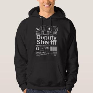 Deputy Sheriff Hoodie