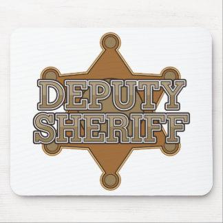 Deputy Sheriff Mouse Mat