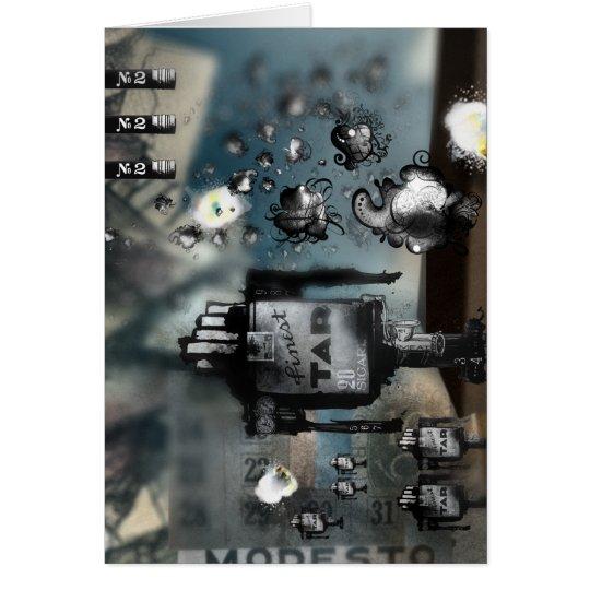 der BATALLA carte Nº2 Card