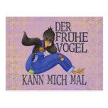 Der Frühe Vogel Post Cards