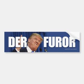 Der Furor Bumper Sticker