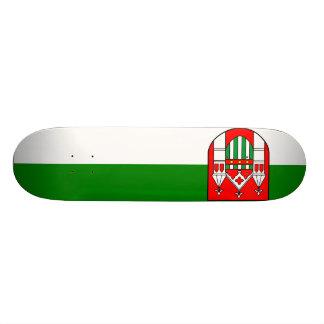 der Stadt Brakel Germany Skate Boards