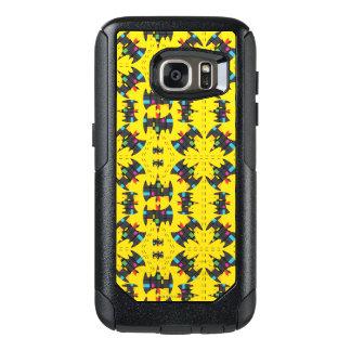 Der Stijl Bat Symbol Pattern OtterBox Samsung Galaxy S7 Case