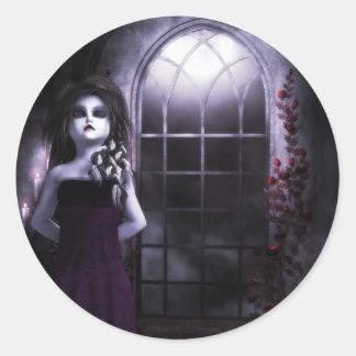 Deranged Dolly Olivia Sticker