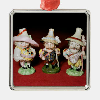 Derby dwarves christmas ornament
