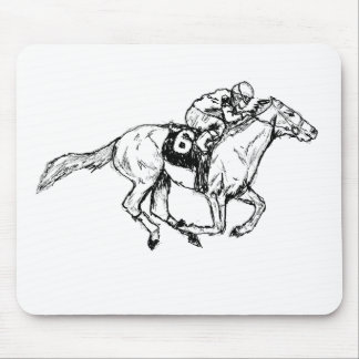 Derby Me Kentucky Mouse Mat