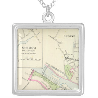 Derby, Shelton Silver Plated Necklace