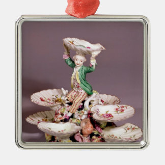 Derby table centrepiece, 1760-65 christmas ornament