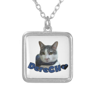 Derecho Products Silver Plated Necklace