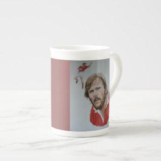 Derek Quinnell Tea Cup