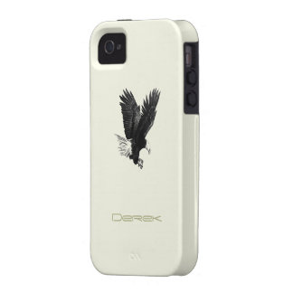 Derek's iphone 4 American Eagle case Vibe iPhone 4 Cases