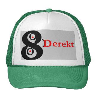 Derekt's Eye 8 Bugs Cap