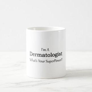 Dermatologist Basic White Mug