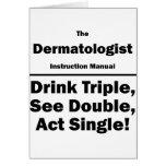 dermatologist cards