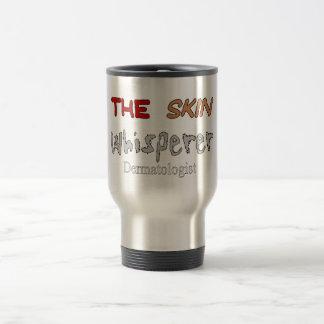 Dermatologist Gifts The Skin Whisperer 15 Oz Stainless Steel Travel Mug