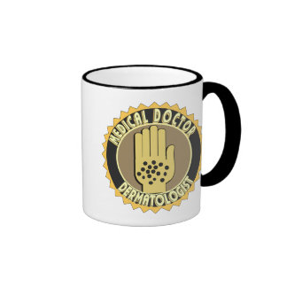 Dermatologist LOGO Coffee Mugs