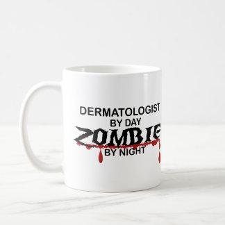 Dermatologist Zombie Basic White Mug